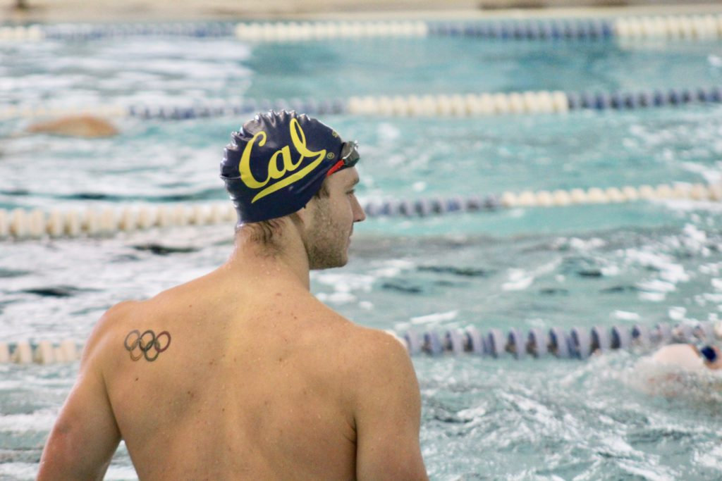 Ryan Murphy swimming at SwimRVA